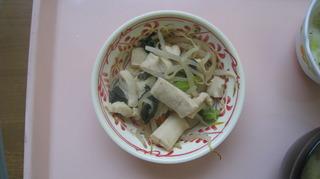 56-29日朝食高野豆腐炒め物.JPG