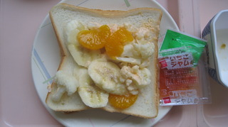 69-30日朝食フルーツサラダサンドを作ろう.JPG