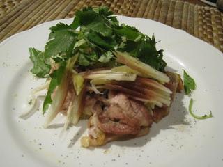 ロースト鶏香味野菜.JPG